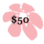 $50.00 Donation